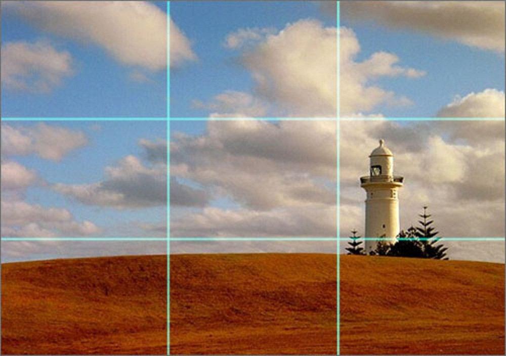 Claves de composición fotográfica