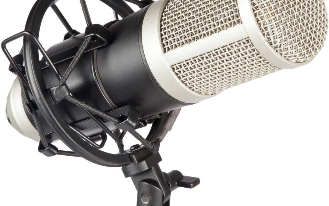 ¿Qué es un micrófono de condensador y cómo elegir el mejor?