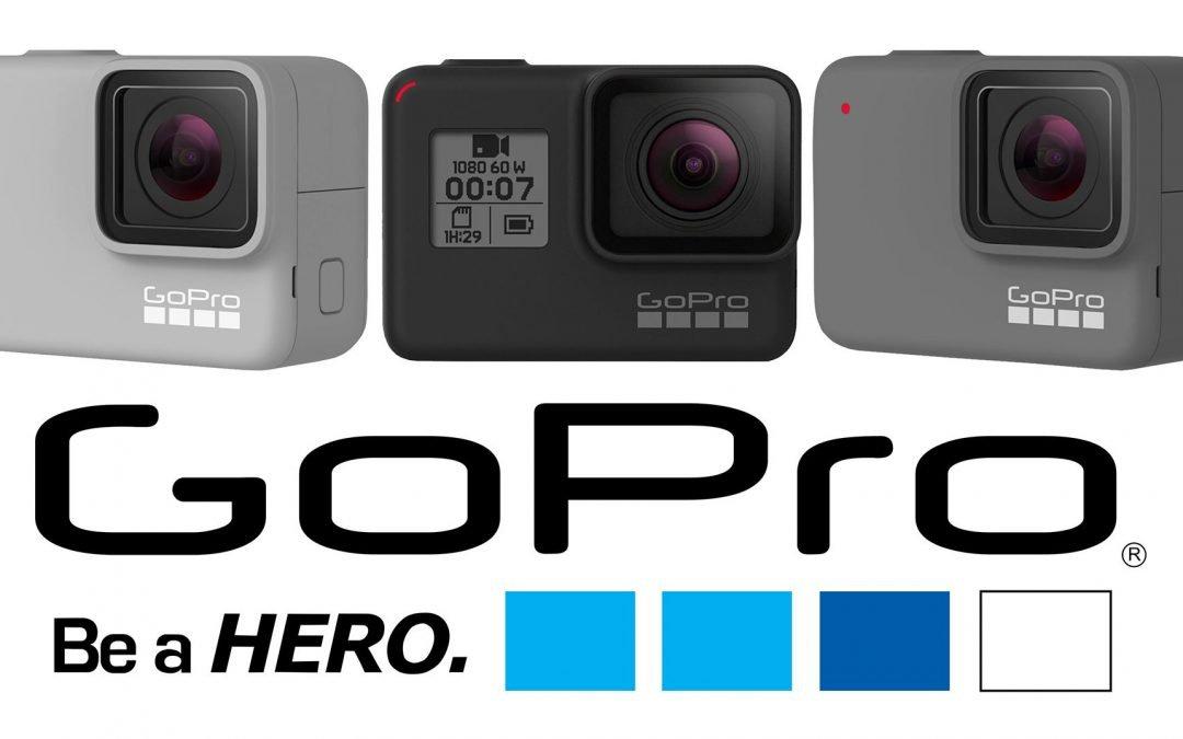 Tipos de GoPro: aprende a elegir la Adecuada